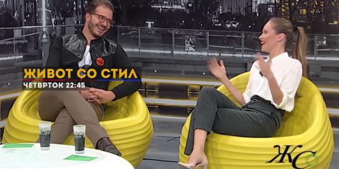 """Што откриваат Огнен и Велков во новата сезона од """"Живот со стил""""?"""