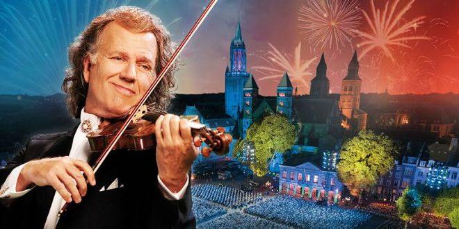Видео | Концертна магија на Сител со Андре Риу и неговиот оркестар
