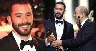 Фото | Вљубениот ерген доби награда во Бејрут за најдобар актер