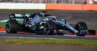 """Договор на Формула 1 за уште пет години трки на """"Силверстоун"""""""