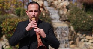 Нов музички проект на македонскиот зурлаџија Џељо Дестановски