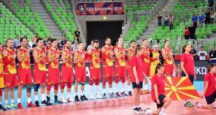 Натпреварите на Македонија на ЕП Oдбојка ќе се емитуваат на МРТ 3