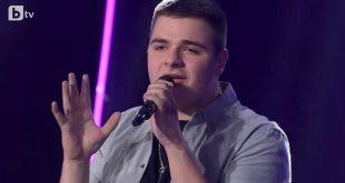 Видео | Македонецот Омар во бугарско шоу со песна од Гага и Купер