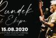 Дарко Рундек и Екипа со концерт на Антички во Охрид на 15-ти август