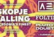 Skopje Calling 2020 на 12-ти септември open-air на стадионот АРМ