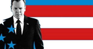 """Кифер Сатерленд е """"Претседателот"""" во политичката трилер серија на Сител"""