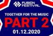 """Второ онлајн издание на """"Fusion festival"""" со познати ДиЏеи"""