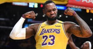 """Леброн по трет пат е спортист на годината според """"Sports Illustrated"""""""