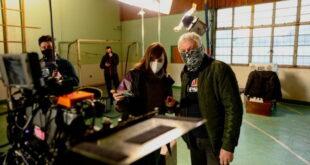 """Почна снимањето на краткиот филм """"Северен пол"""" на Апчевска"""