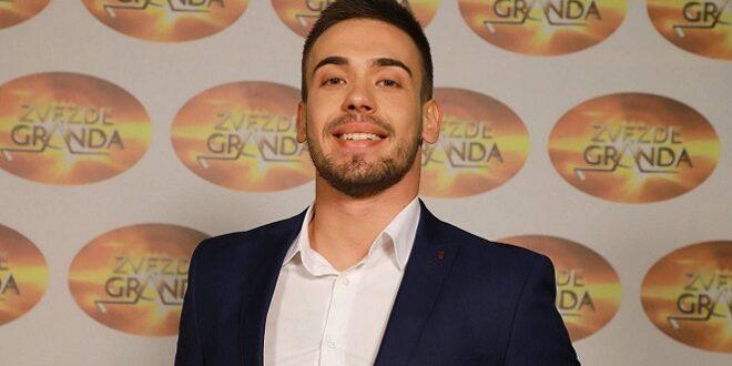 Видео | Кристијан се пласираше во 5. круг на Гранд со песна од Тоше